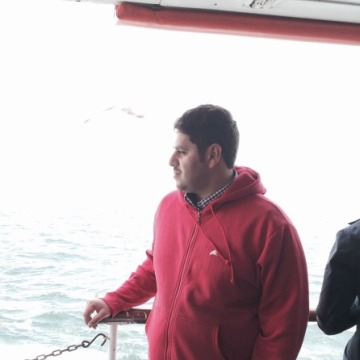 Ahmed, 31, Al Khobar, Saudi Arabia