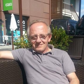Domenico Maio, 54, Siena, Italy