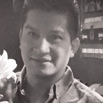 Oscar Pindo, 34, Minneapolis, United States