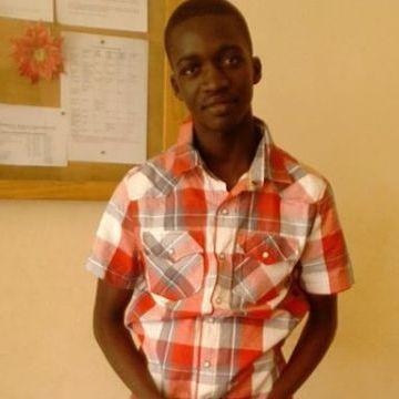 Ernest , 21, Banjul, Gambia