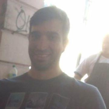 Martin Ruiz, 36, Buenos Aires, Argentina