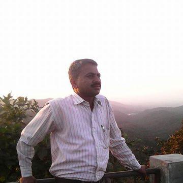 Kanti Patel, 34, Baroda, India