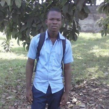kouassi, 21, Abidjan, Cote D'Ivoire