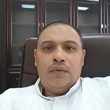 Fathi Aljishi, 51, Dammam, Saudi Arabia