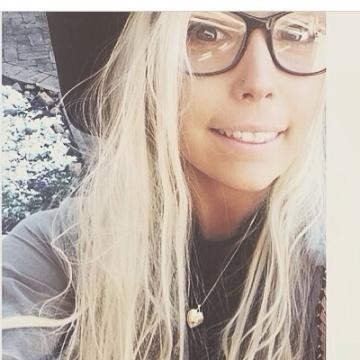 Chantal O'Connor, 20, Brisbane, Australia