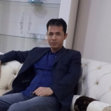 Hamid Kemal, 33, Istanbul, Turkey
