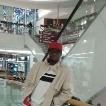Anthony Olaiya, 34, Wiener Neustadt, Austria