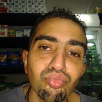 Matias Jimenez, 36, Ramos Mejia, Argentina