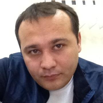 Kudrat Sadullaev, 31, Tashkent, Uzbekistan