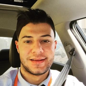 Ahmed Kashana, 28, Dubai, United Arab Emirates
