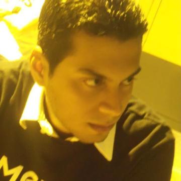 Mahmoud, 27, Cairo, Egypt