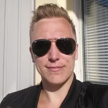 Anton Marklund, 25, Stockholm, Sweden