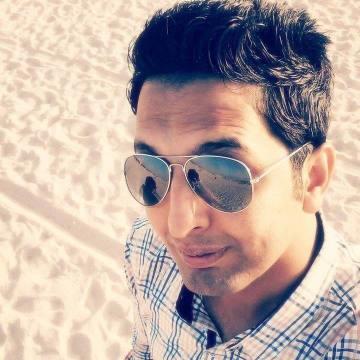 Ali Shah, 26, Dubai, United Arab Emirates