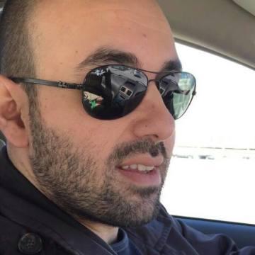 Deniz Cem, 37, Istanbul, Turkey
