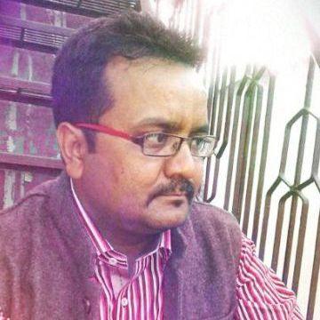 mukul sharma, 38, New Delhi, India