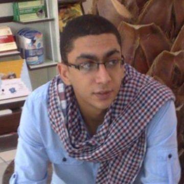 Mahmoud Oweda, 27, Cairo, Egypt