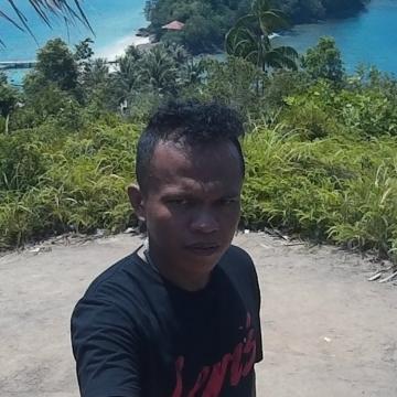 Rio Septianda, 32, Padang, Indonesia
