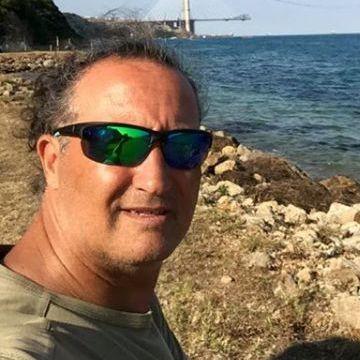 Serhat Dömeke, 51, Istanbul, Turkey