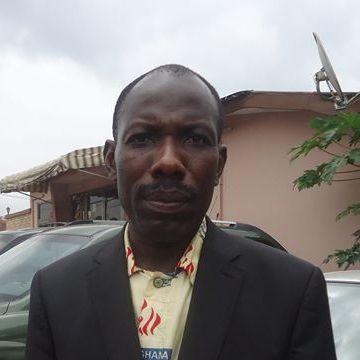 Emmanuel Brew, 46, Takoradi, Ghana