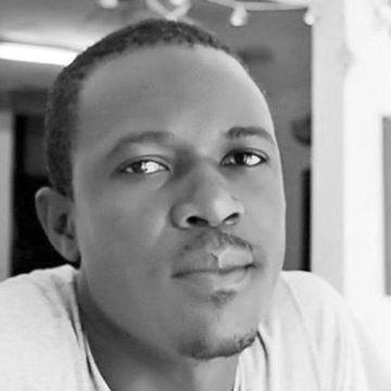Yannick Amangoua, 35, Abidjan, Cote D'Ivoire