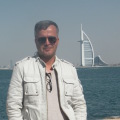 Bob Adi, 47, Dubai, United Arab Emirates