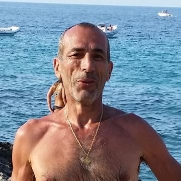 Mauro Arcuri, 52, Palermo, Italy