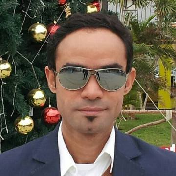 Badr Ismail, 38, Cairo, Egypt