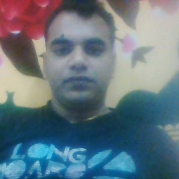 Glen Jacob, 35, Dubai, United Arab Emirates