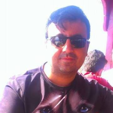 Orhan Erdemir, 33, Istanbul, Turkey
