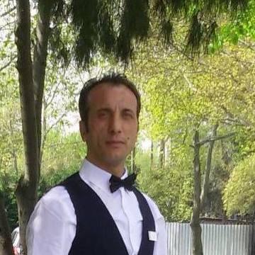 Levent Ezer, 39, Edirne, Turkey