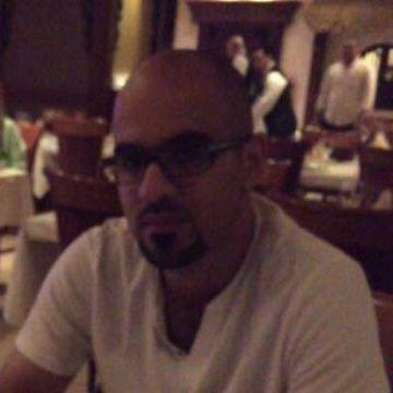 Mohammad Abed, 34, Jeddah, Saudi Arabia