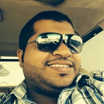 Abdullah Ahmed, 30, Jeddah, Saudi Arabia