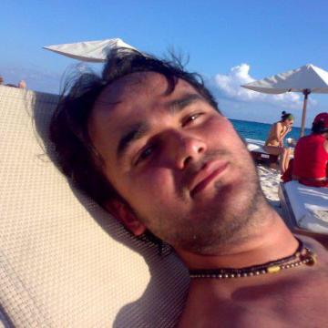 Mario Sanabria, 39, Playa Del Carmen, Mexico