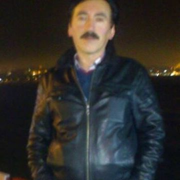 Osman Gülay, 47, Istanbul, Turkey