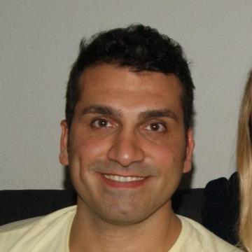 Ramirez Albo, 33, Frankfurt am Main, Germany