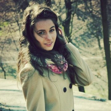 Anny, 23, Lviv, Ukraine