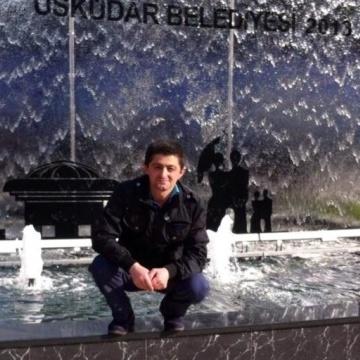 Mustafa Yüksel, 35, Istanbul, Turkey