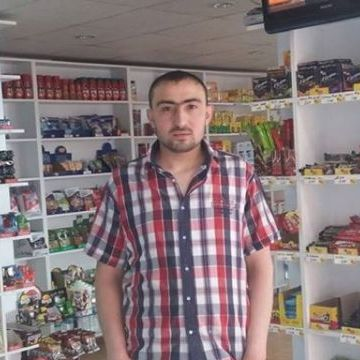 Mehmet Çelik, 30, Afyon, Turkey