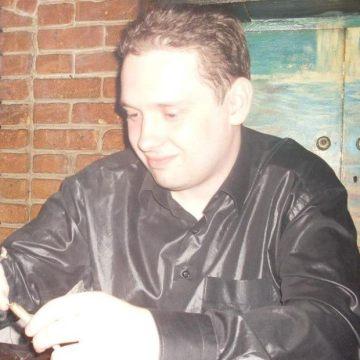 Dmitri Kadykov, 33, Moscow, Russia