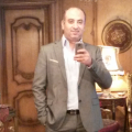 ahmed, 40, Cairo, Egypt