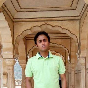 Vivek Kumar, 28, New Delhi, India