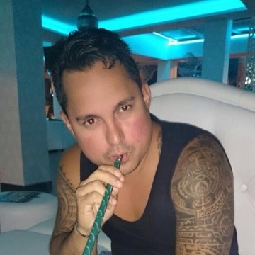Willy Ardaya Crespo, 31, Madrid, Spain