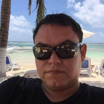 Guillermo Manuel Oliva Garrido, 42, Cancun, Mexico