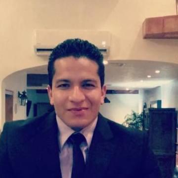 Mario Aguilar, 29, Juarez, Mexico
