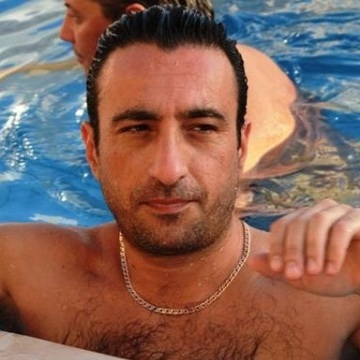Antonio Epifani, 42, Dubai, United Arab Emirates