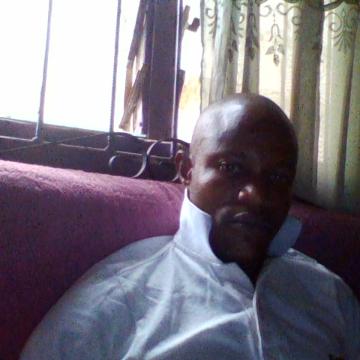 Adedayo Luwaji, 37, Ikeja, Nigeria