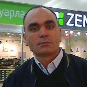 Erdal Dikbaş, 43, Karaman, Turkey