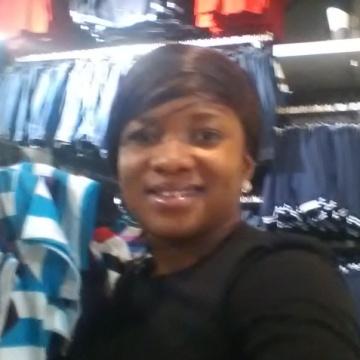 Tessy, 20, Johannesburg, South Africa