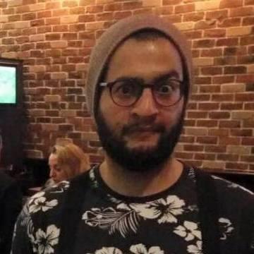 Emanuel Redner, 27, Sydney, Australia