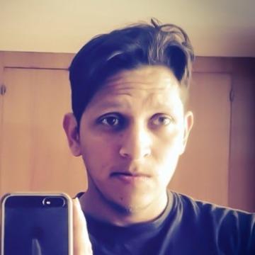 Marcelo Alvarado Tarira, 27, Barcelona, Spain
